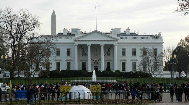 Weißes Haus Washington, USA