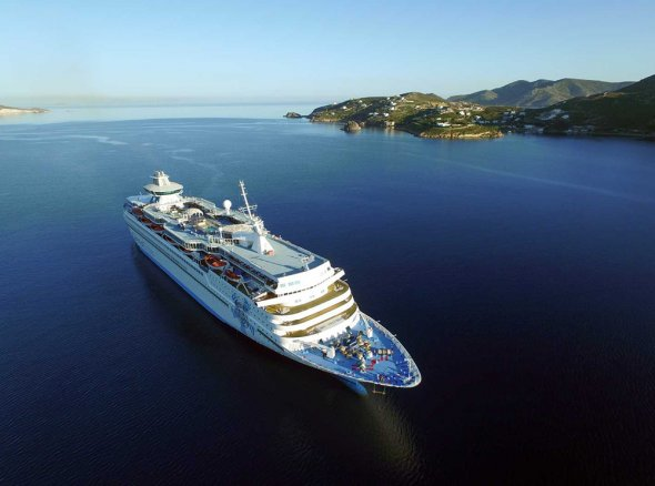 Die Celestyal Olimpia für maximal 1.575 Passagiere ist das ideale Schiff für alle, die eine Reise auf einem 'kompakten' Schiff mit kurzen Wegen bevorzugen.