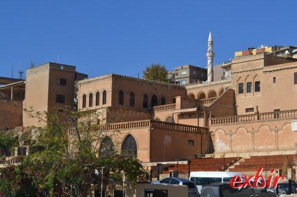 Die Altstadt von Mardin.  Foto: Christian Maskos