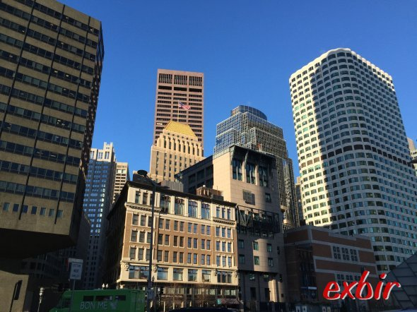Boston Skyline, Foto: Maeusezahl, Martin