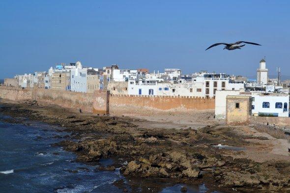 Impressionen aus Essaouria, Marokko
