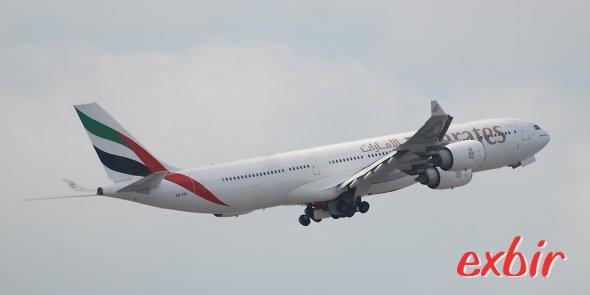 Emirates und easyJet kooperieren künftig. Foto:Christian Maskos