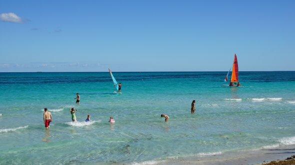 Strand bei Varadero, Kuba